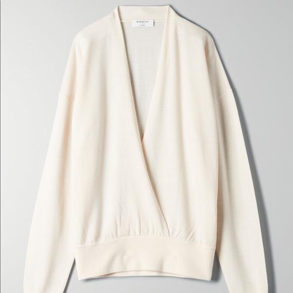 Aritzia Babaton Jotham Sweater